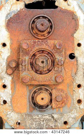 The Tripple Old Baering On Machine