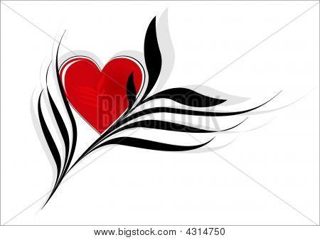 Valentine Vignette.