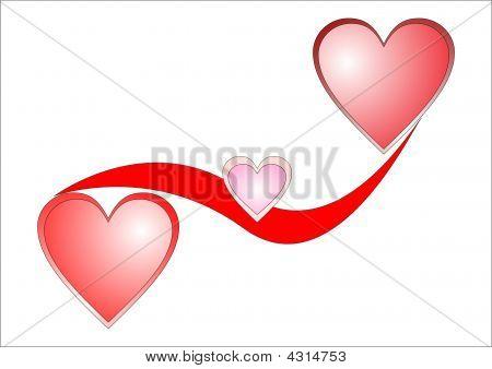 Three Hearts.