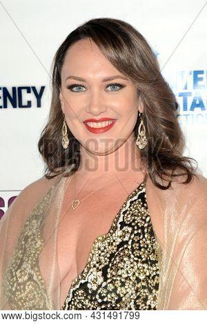 LOS ANGELES - AUG 11:  Caroline Hatfield at