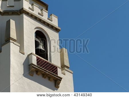 Old Tower With A Bell