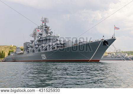 July 11, 2021: The Guards Missile Cruiser