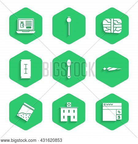 Set Heroin In A Spoon, Medical Hospital Building, Buying Drugs Online, Marijuana Joint, Plastic Bag