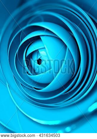 3d Image Abstract Background  Flower.petal Detail.3d Image Abstract Rose.flower Background