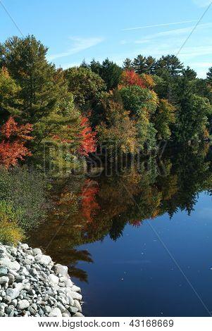Penobsot River, Medway, Maine