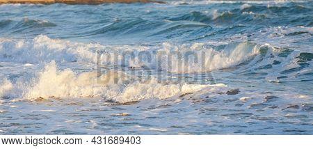 West coast of Fuerteventura sea