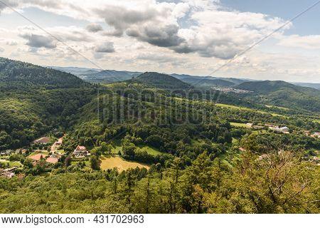 Palatinate Forest And Wasgau Mountains, Rhineland-palatinate, Germany