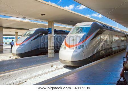 Modern Trains