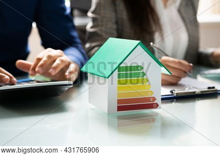 Energy Efficient House Audit Using Calculator. High Efficiency