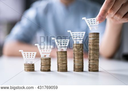 Ecommerce Business Growth And Retail Tax Inflation