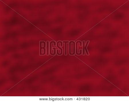 Red Swirled Background