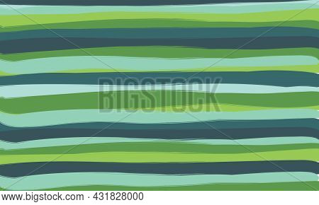 Multi-colored Stripes. Children's Invitation. Applicable For Covers, Vouchers, Posters,