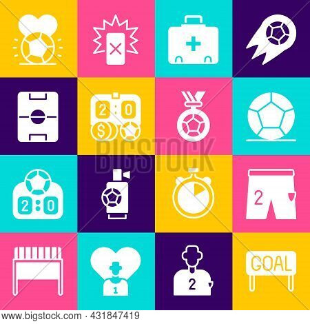 Set Goal Soccer Football, Shorts For Playing, Soccer, First Aid Kit, Football Betting Money, Field,