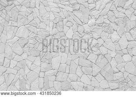 Grunge Brick Wall. Texture Of Old Rock Wall For Background. Stone Wall As A Background Or Texture. I