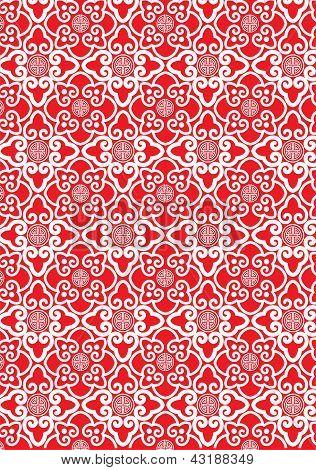 Classical Oriental Pattern