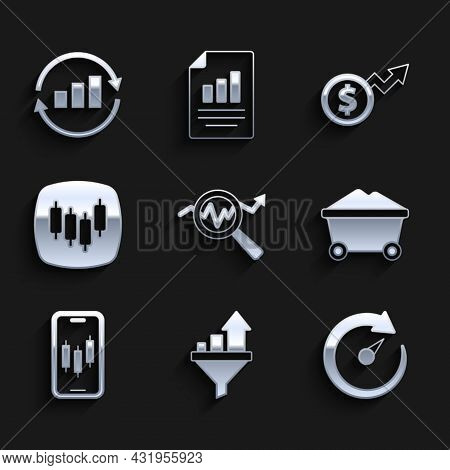 Set Search Data Analysis, Sales Funnel With Chart, Digital Speed Meter, Coal Mine Trolley, Mobile St