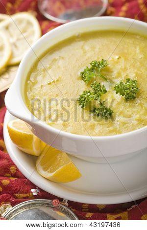 Indian Soup, Mulligatawny