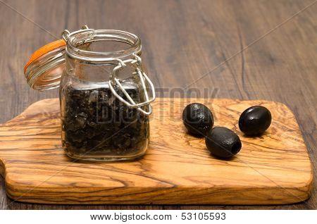 Olives And Olive Paste