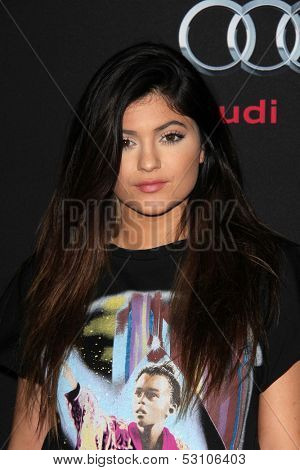 LOS ANGELES - OCT 28:  Kylie Jenner at the