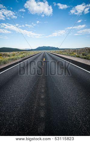 Highway Death Valley Nevada