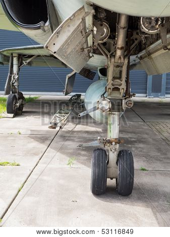 Jet Fighter Undercarriage