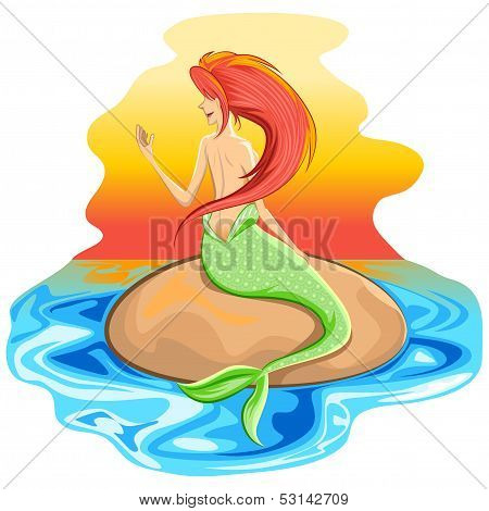 Mermaid Siren Mythological Creature