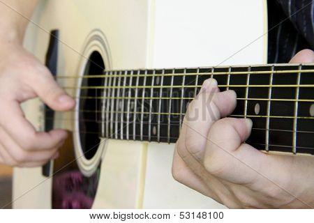Handle Chords Guitar