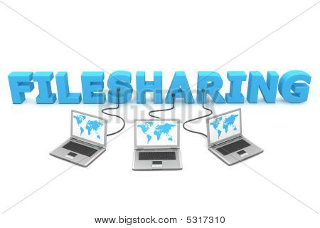 Multiple Wired To Filesharing