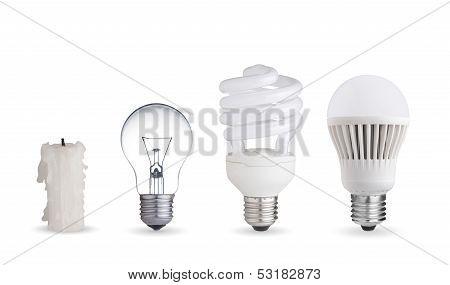 maneiras diferentes de iluminação