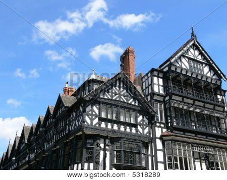 City Of Chester, England