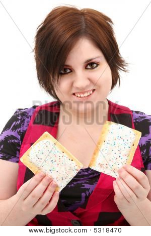 Teen And Toaster Pastries