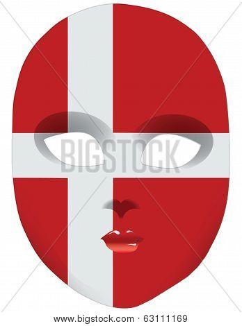 Denmark Mask