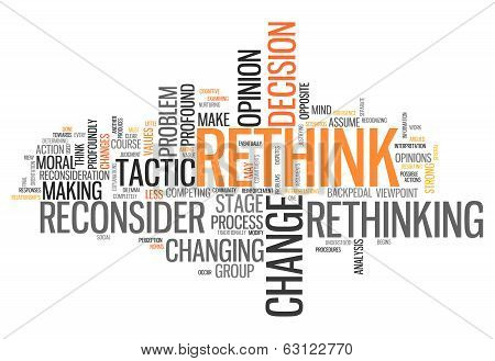 Word Cloud Rethink