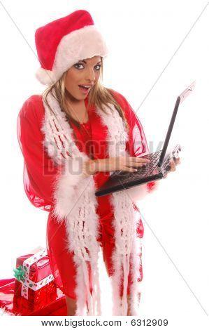 Weihnachten-Technologie