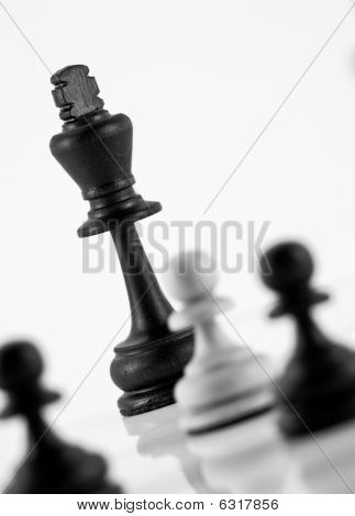 King of chess