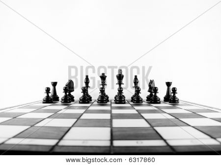 Chess, new game