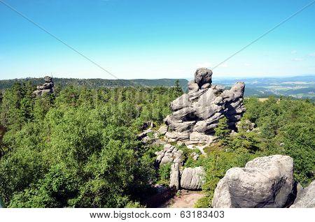 The Errant Rocks