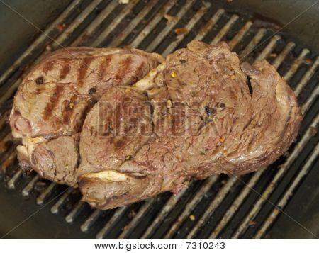 Antrecote steak