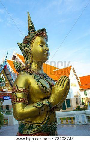 Thailand Gold Angels architecture