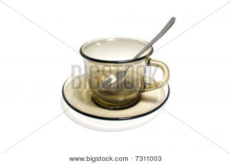 Cup for tee