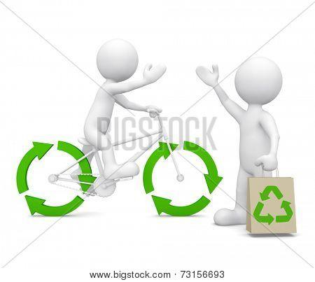 Environmental Friendly Morphs
