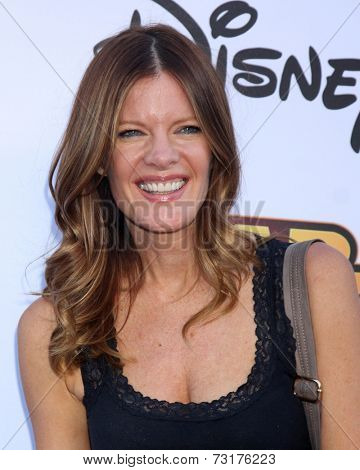 LOS ANGELES - OCT 1:  Michelle Stafford at the VIP Disney Halloween Event at Disney Consumer Product Pop Up Store on October 1, 2014 in Glendale, CA