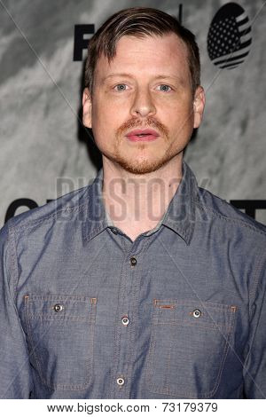 LOS ANGELES - SEP 30:  Kevin Rankin at the