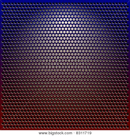 Color Metal Grille