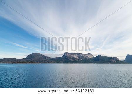 Mountain In The Far