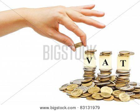 paying vat