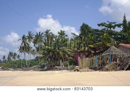 Fishing African Village