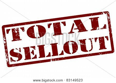 Total Sellout Stamp