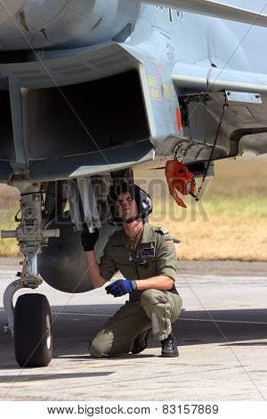 Eurofighter  Ground Crew