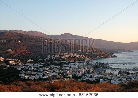 Elounda Crete, Greece